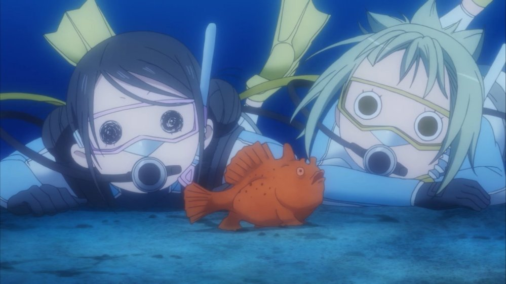 Amanchy fish