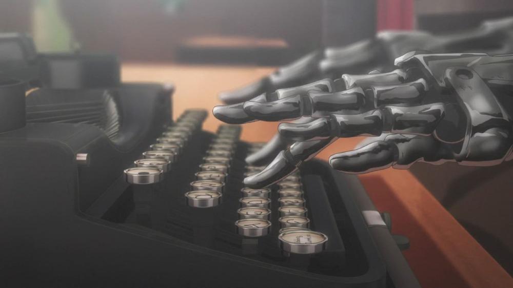 Violet typing